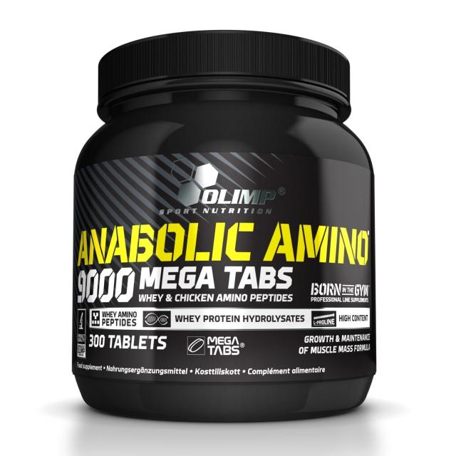 olimp anabolic amino 9000 mega caps erfahrung